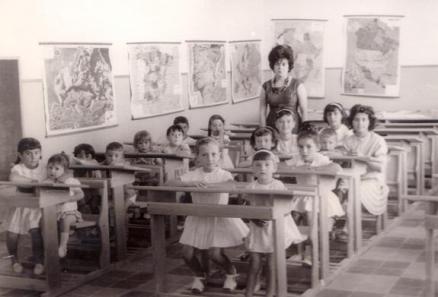 escuela antigua